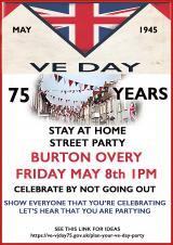 VE Day Stay at Home Party